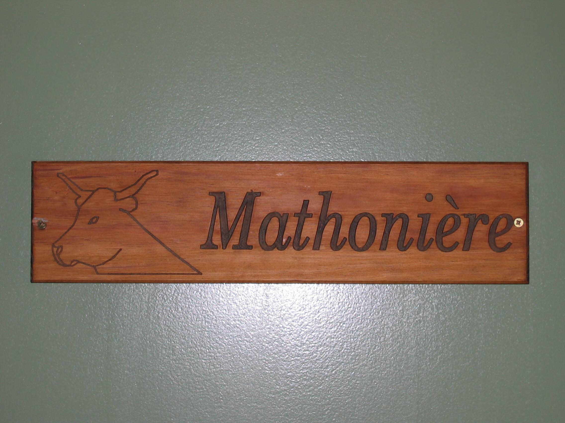 mathoniere
